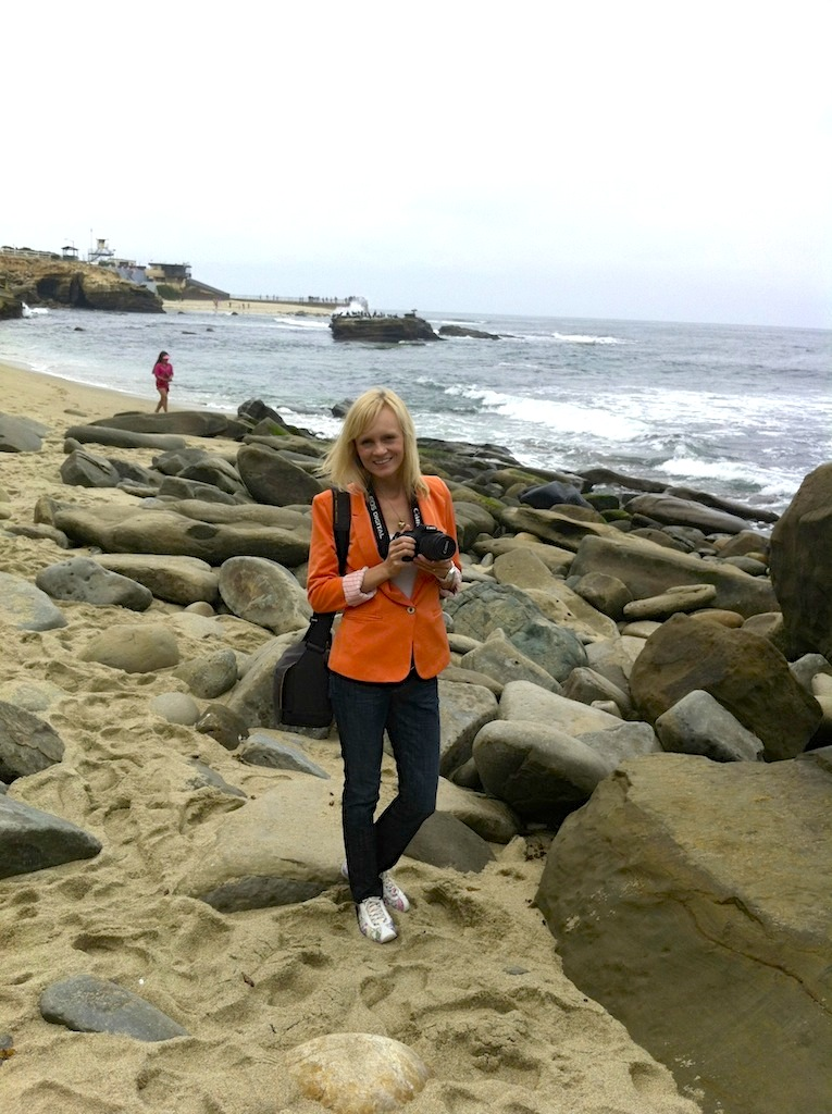 From 2010 - at La Jolla.