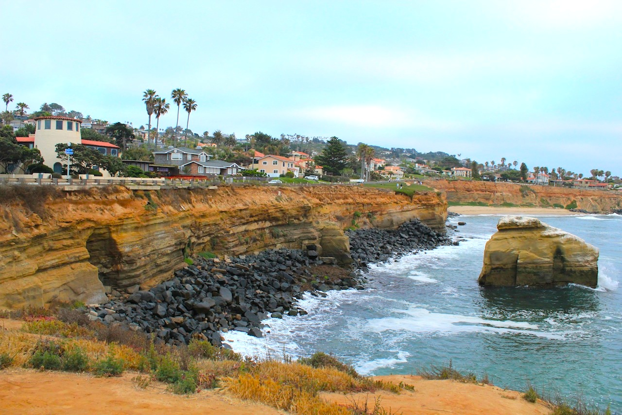 Unforgettable Sunset Cliffs.