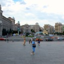 Visiting Ukraine in 2013. Part 3. Kiev (Kyiv).