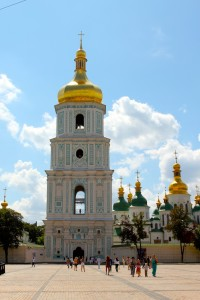 St Sophia's Cathedral
