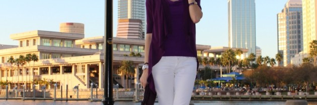 How to Wear White Skinny Jeans?
