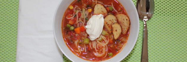 How To Warm Your Body & Soul With Hearty Veggie Soup